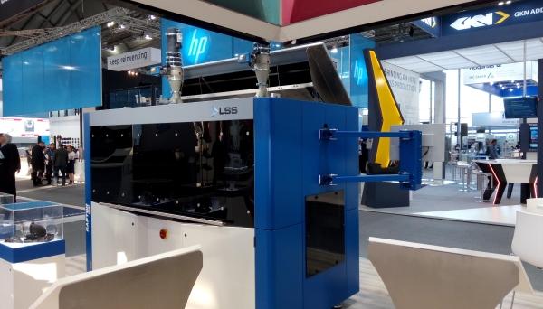 RAPTOR : une nouvelle gamme d'imprimantes 3D SLS pour les polymères haute performance