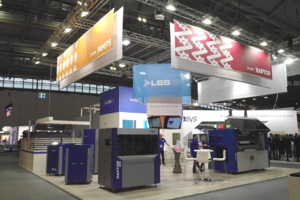 stand Laser Sinter Service GmbH