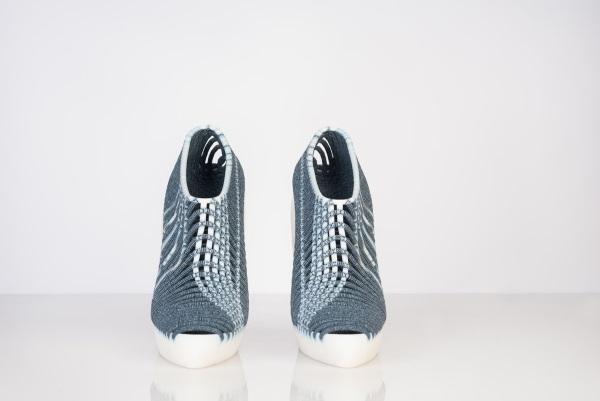 paires de chaussures imprimées en 3D