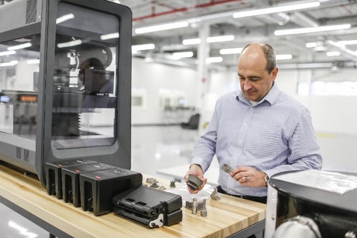 Ford dévoile un centre de fabrication de pointe et des pièces imprimées de Mustang