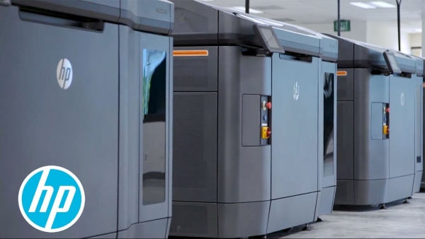 imprimantes 3D HP