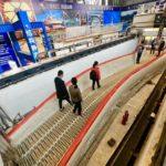 Shanghai Construction Group achève son pont imprimé en 3D