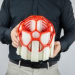 Un matériau de support soluble pour l'impression 3D de PEEK