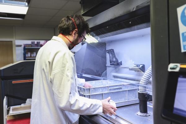 usine Sculpteo