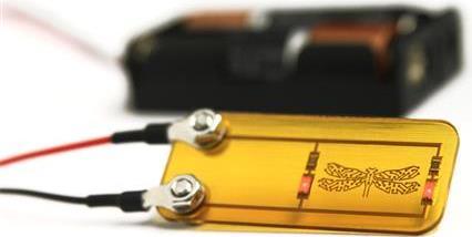 circuit imprimé par nano dimension