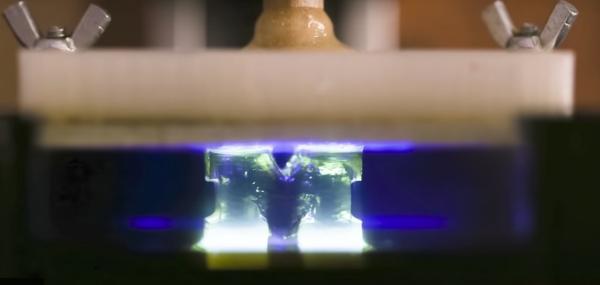 Des chercheurs américains développent une nouvelle technologie d'impression 3D ultra-rapide