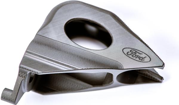 Ford présente trois exemples concrets de pièces imprimées en 3D avec la technologie de Carbon