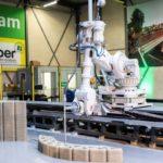 Inauguration aux Pays-Bas de la première usine au monde de construction 3D béton