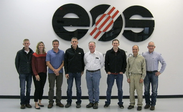équipe de Vulcan Labs et d'EOS