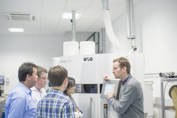 EOS : le champion allemand de la fabrication additive s'offre une filiale de son concurrent Stratasys