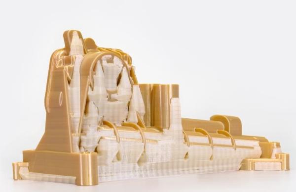 Un nouveau matériau de support détachable pour l'impression 3D de l'ULTEM
