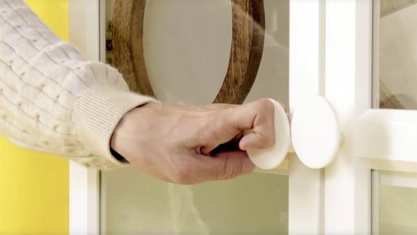 poignée IKEA imprimées en 3D pour personne handicapées
