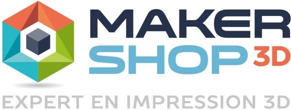 boutique en ligne spécialisée dans l'impression 3D Makershop