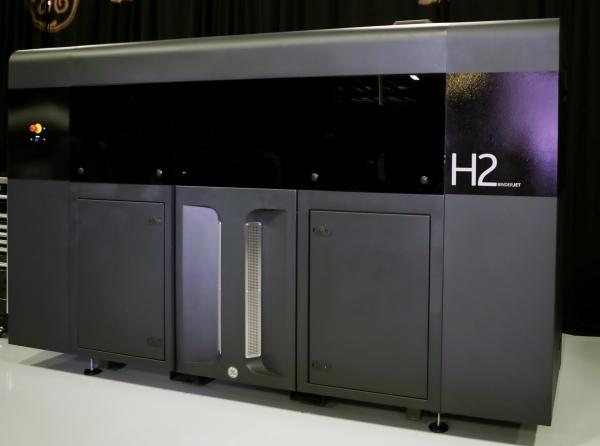 imprimante 3D à jet de liant H2