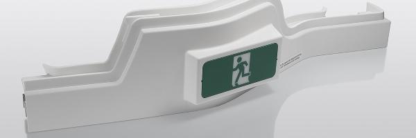 module de rideau de séparation imprimé en 3D