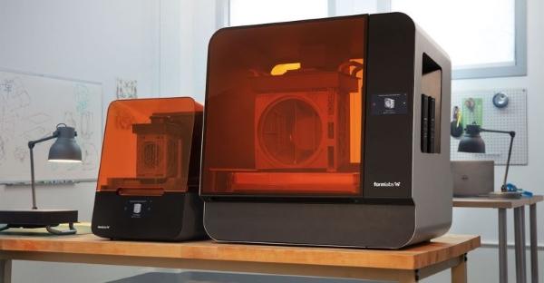 imprimante 3D Form 3 de Formlabs