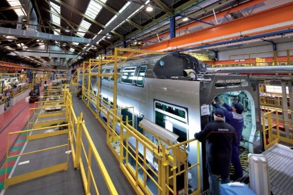 usine Bombardier