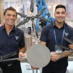 Titomic réalise le plus grand drone en titane imprimé en 3D