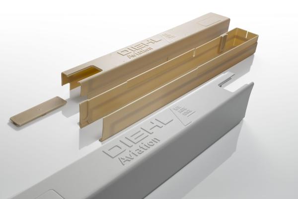 pièces de module de rideau fabriquée par impression 3D
