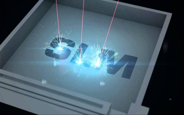 marché de l'impression 3D laser