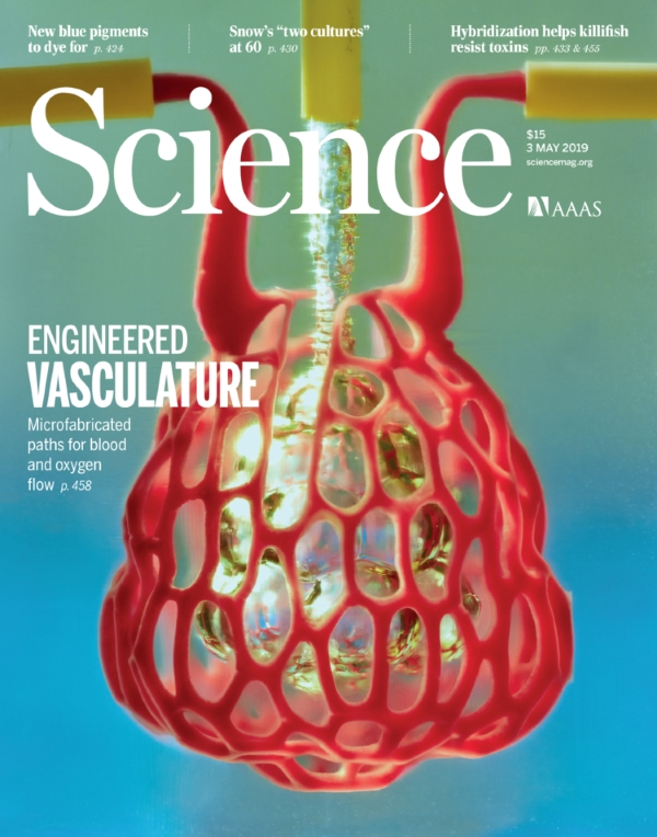 revue scientifique Science