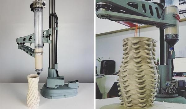 3D Potter lance une nouvelle imprimante 3D compacte pour la céramique