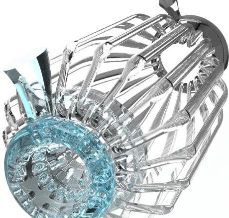 AddUp imprime un moteur spatial développé par des éléves de l'ESTACA