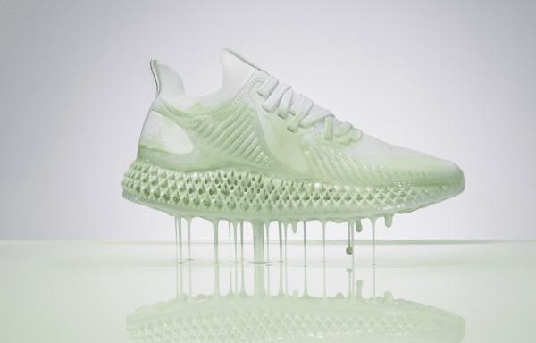 chaussure Adidas imprimée par Carbon