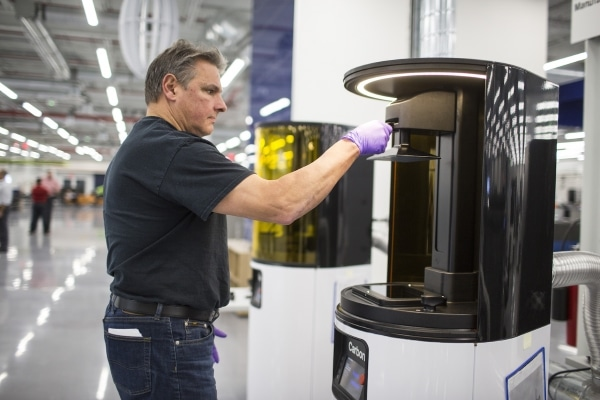 imprimantes 3D Carbon utilisées par Ford