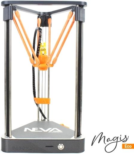 Dagoma lance la Magis Eco, « une imprimante 3D qui a tout d'une grande, sauf son prix ! »