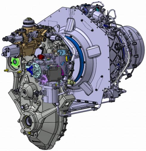 moteur imprimé en 3D Add+