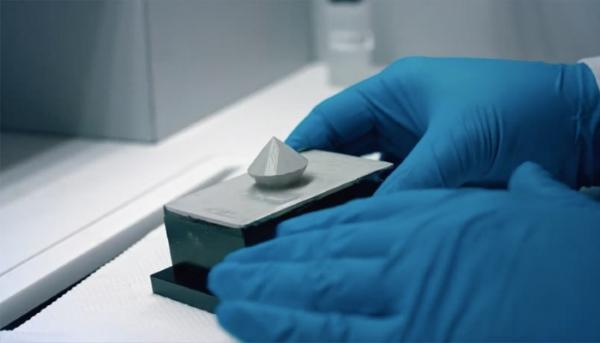 matériau d'impression 3d diamant de Sandvik