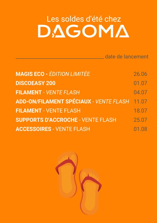 soldes d'été Dagoma