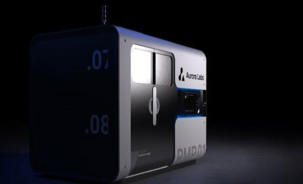 imprimante 3D Aurora RMP-1