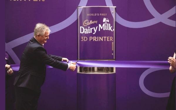 inauguration Cadbury