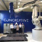 Interview : quand le français XtreeE exporte son impression 3D béton à Dubaï