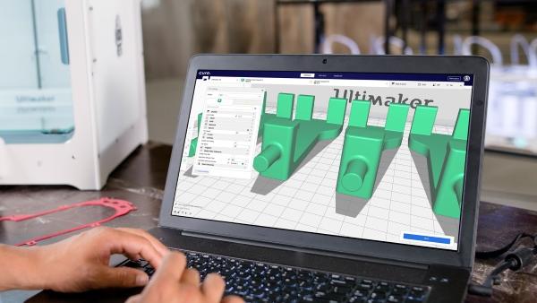 logiciel Ultimaker 4.1