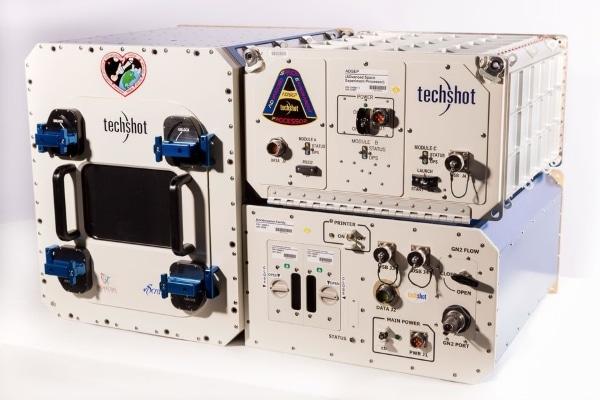 Une bio-imprimante 3D à bord de la station spatiale internationale
