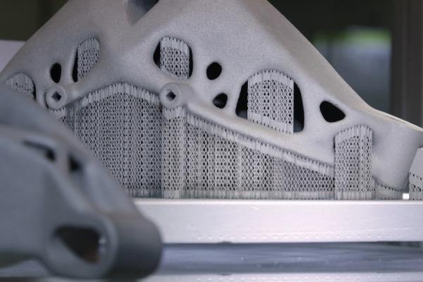 15 millions de dollars pour développer la plus grande imprimante 3D métal au monde