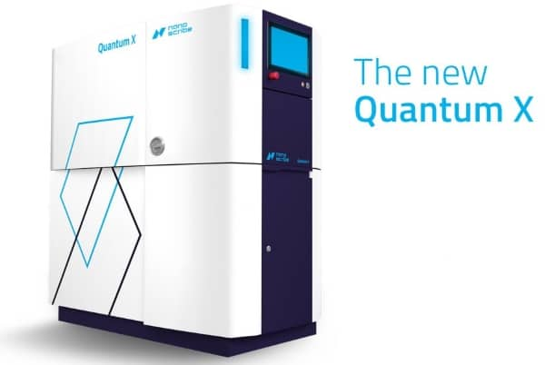 imprimante 3D Quantum X