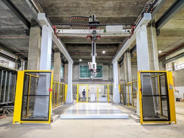 Singapour revendique la plus grande imprimante de construction 3D d'Asie du Sud-Est