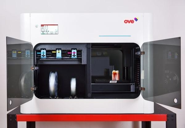 imprimante 3D couleur OVE