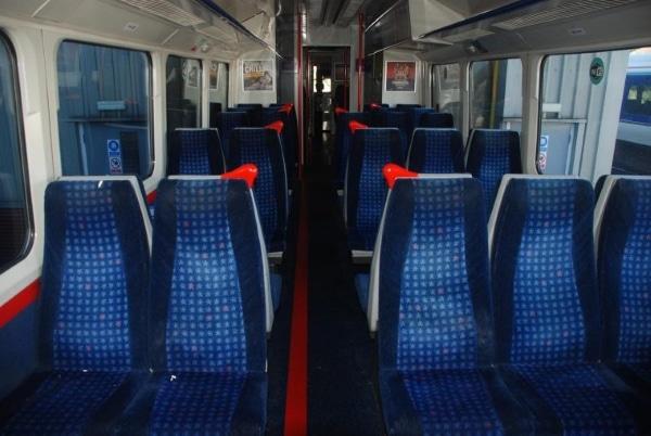 Les premières pièces imprimées en 3D installées sur des trains britanniques