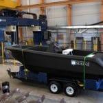 L'Université du Maine décroche le record du plus grand bateau imprimé en 3D