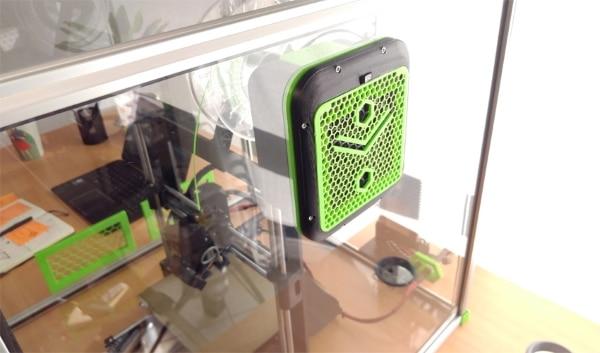 filtres pour imprimante 3D