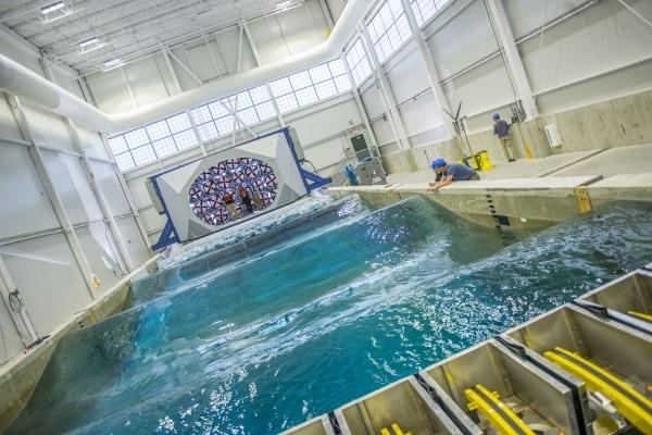 Laboratoire d'ingénierie océanique Alfond W2