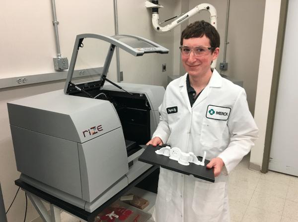 Rize One devient la première imprimante 3D au monde certifiée GREENGUARD