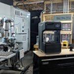 L'imprimante 3D MakerBot METHOD pour fabriquer des effecteurs de bras de robot sur-mesure