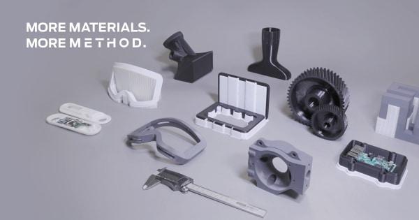 MakerBot ajoute le nylon à sa nouvelle imprimante 3D professionnelle Method