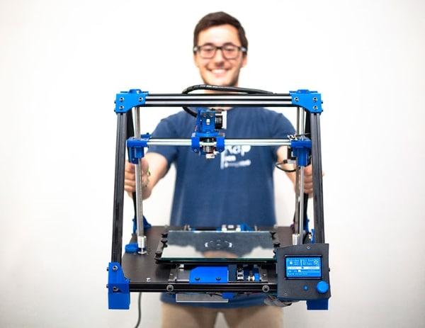 imprimante 3D RepRapBCN